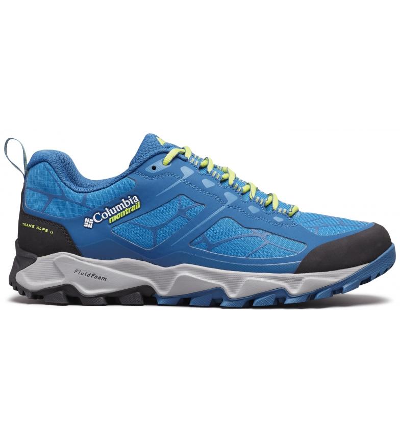 múltiples colores baratas últimos lanzamientos Comprar Columbia Zapatillas trail running Trans Alps II azul ...