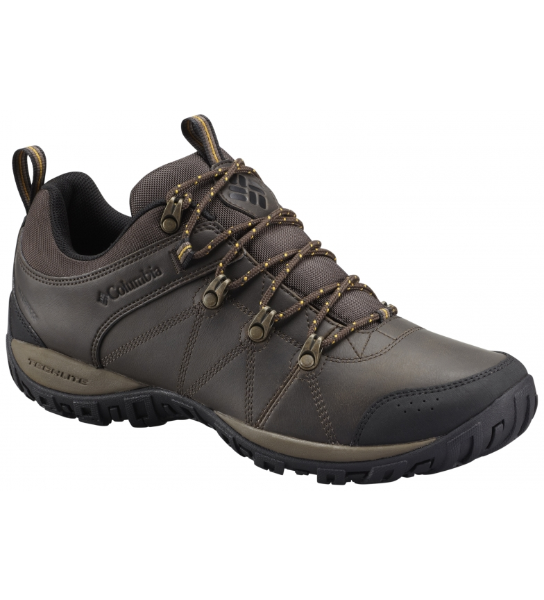 Comprar Columbia Peakfreak Venture sapatos impermeáveis castanhos / 412 g