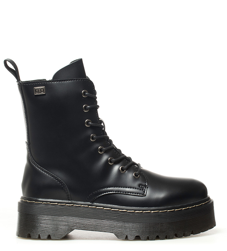 Comprar Coolway Black Abby boots - Platform height: 4.5cm-