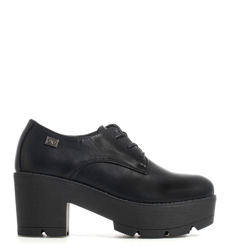 Comprar Coolway Nanny shoes black -heel height: 7.5cm-