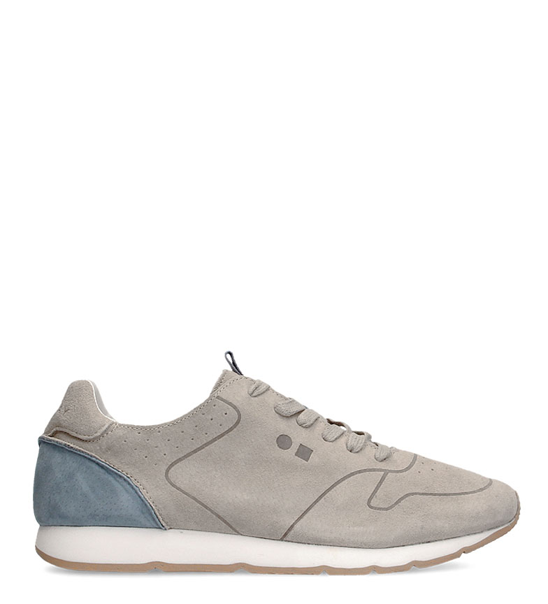 Comprar Coolway Noran leather slippers grey