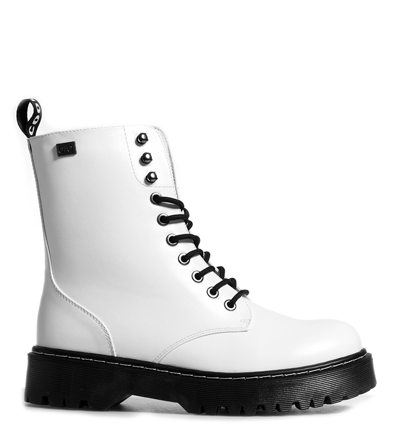 Comprar Coolway Cardy boots white