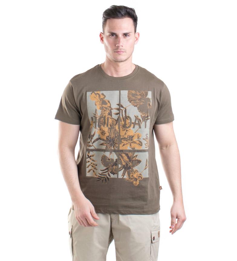 Comprar Coronel Tapiocca Cirilo green t-shirt