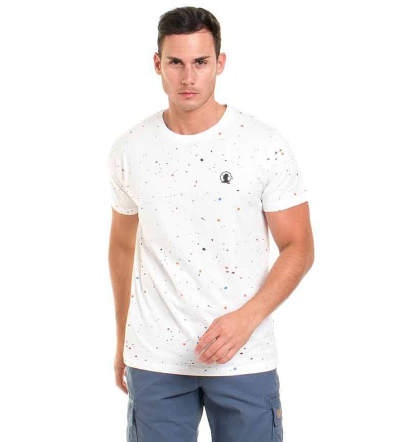 Comprar Coronel Tapiocca Dashi blanc chemise