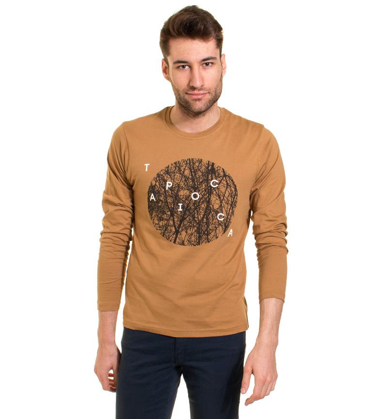 Comprar Coronel Tapiocca Kenya camisa mostarda