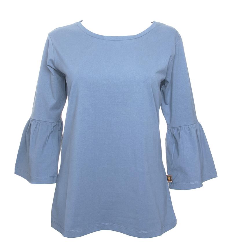 Comprar Coronel Tapiocca Camiseta Lia azul