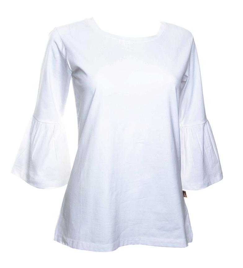Comprar Coronel Tapiocca Camiseta Lia blanco
