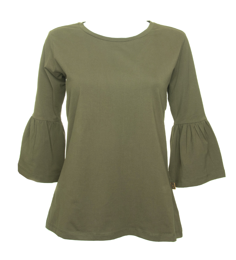 Comprar Coronel Tapiocca T-shirt Lia verde
