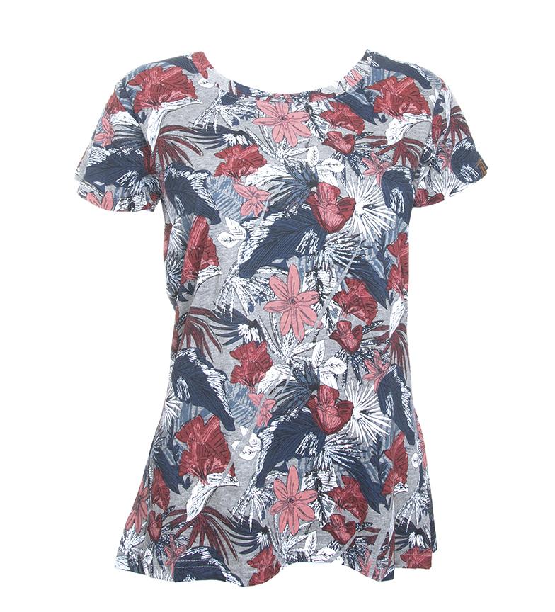 Comprar Coronel Tapiocca T-shirt floral Nemes