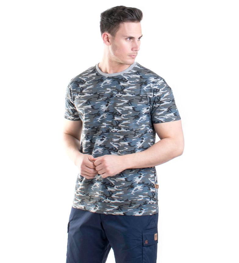 Comprar Coronel Tapiocca Camiseta Odon verde militar