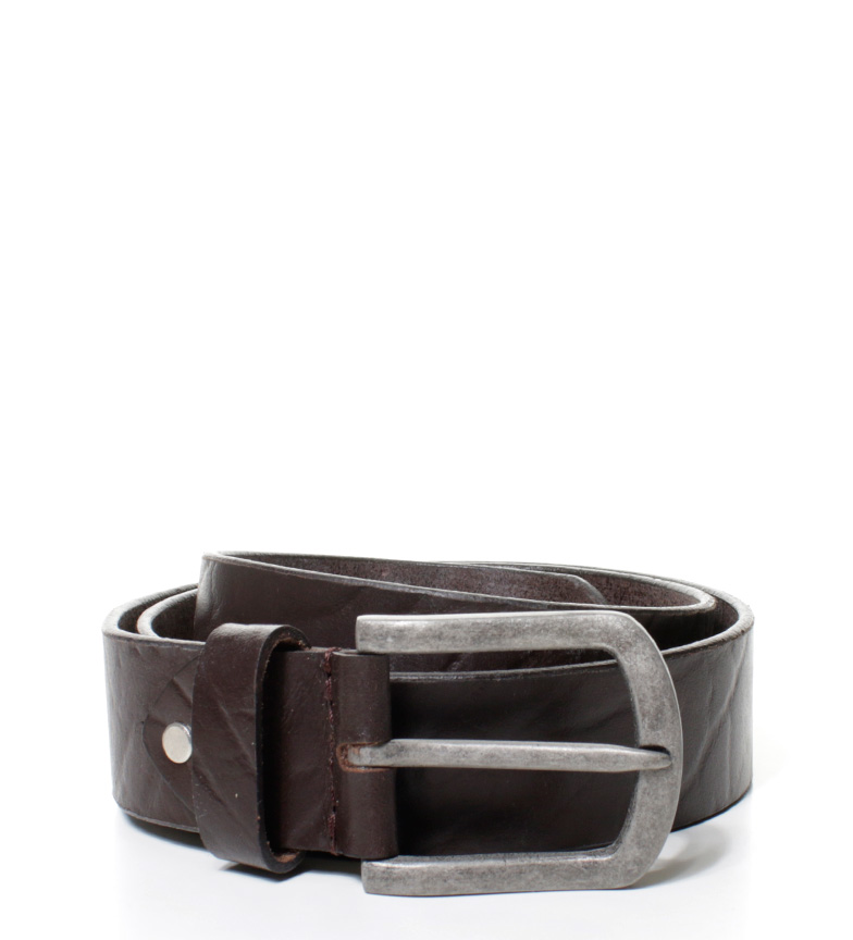 Comprar Coronel Tapiocca Brown leather belt  CT 6502