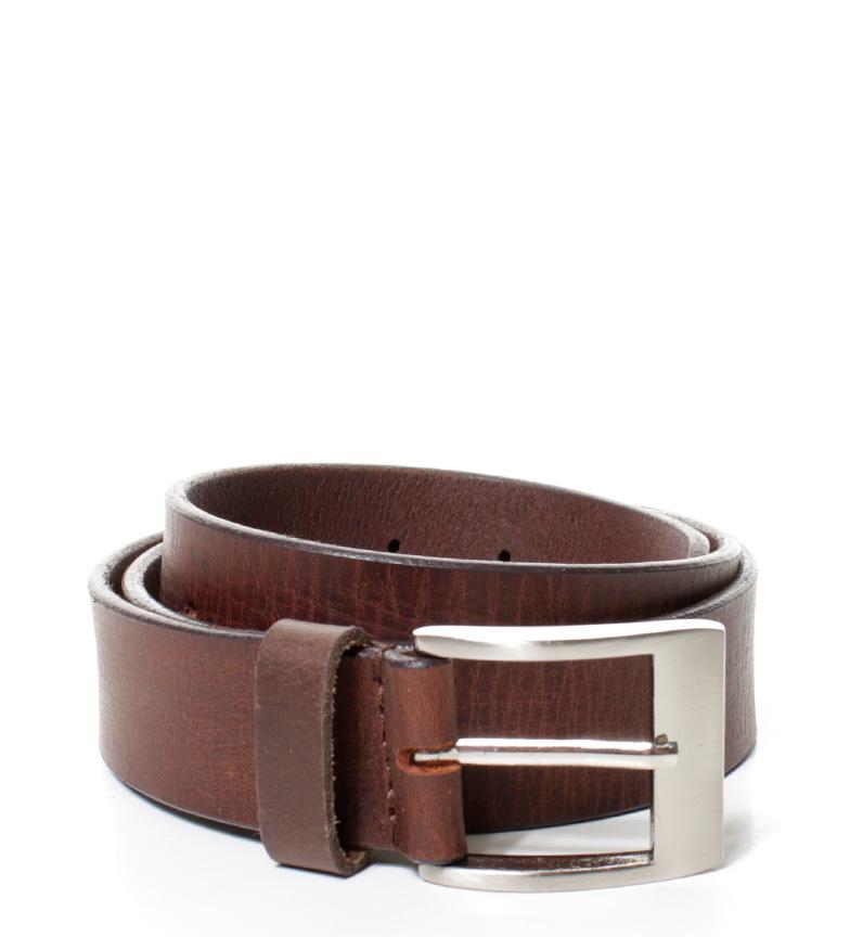 Comprar Coronel Tapiocca Cinturón de piel CT 6509 marrón