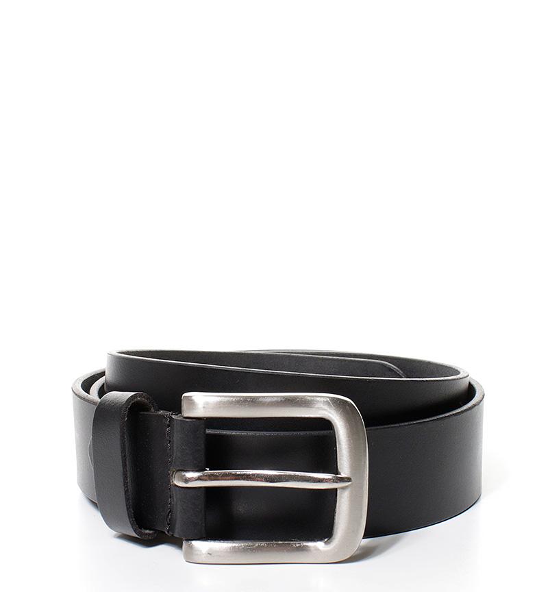 Comprar Coronel Tapiocca Cinturón de piel CT 6509 negro