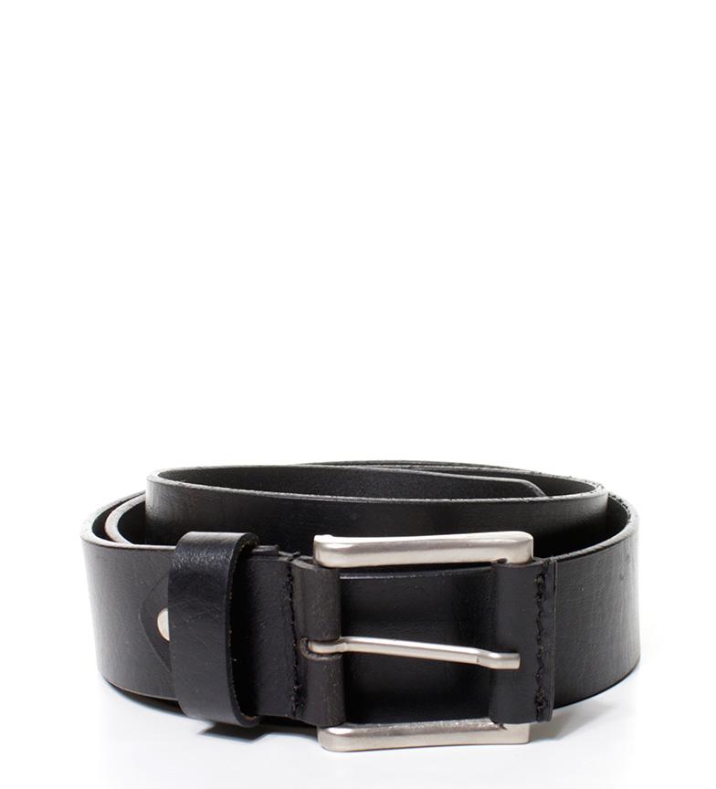 Comprar Coronel Tapiocca Cinturón de piel CT 6512 negro