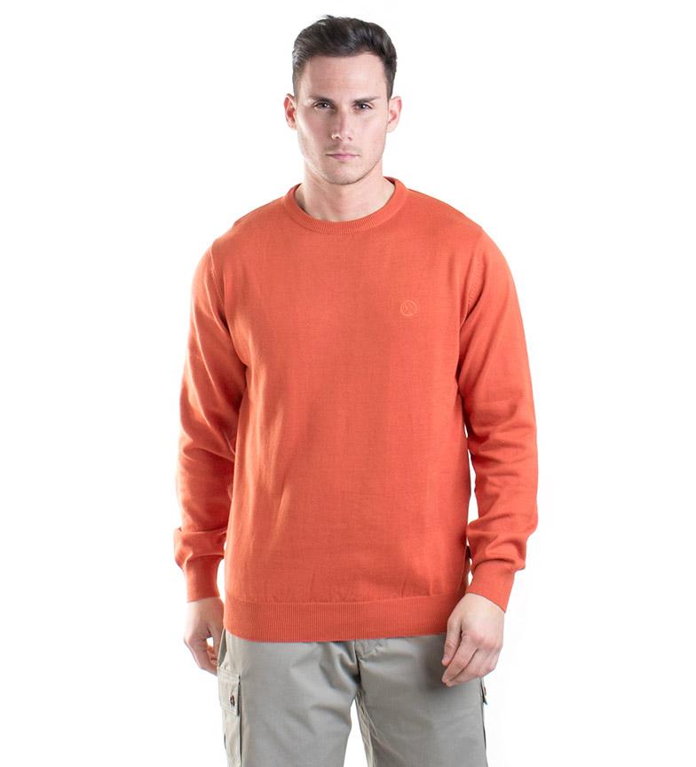 Comprar Coronel Tapiocca Jersey de punto Lontzi naranja