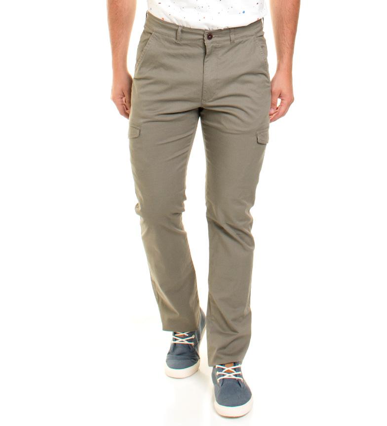 Comprar Coronel Tapiocca Kerel pantalon taupe