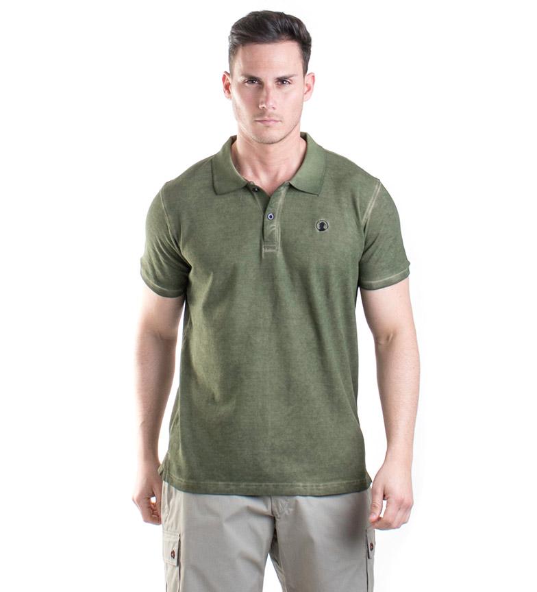Comprar Coronel Tapiocca Polo Jano verde
