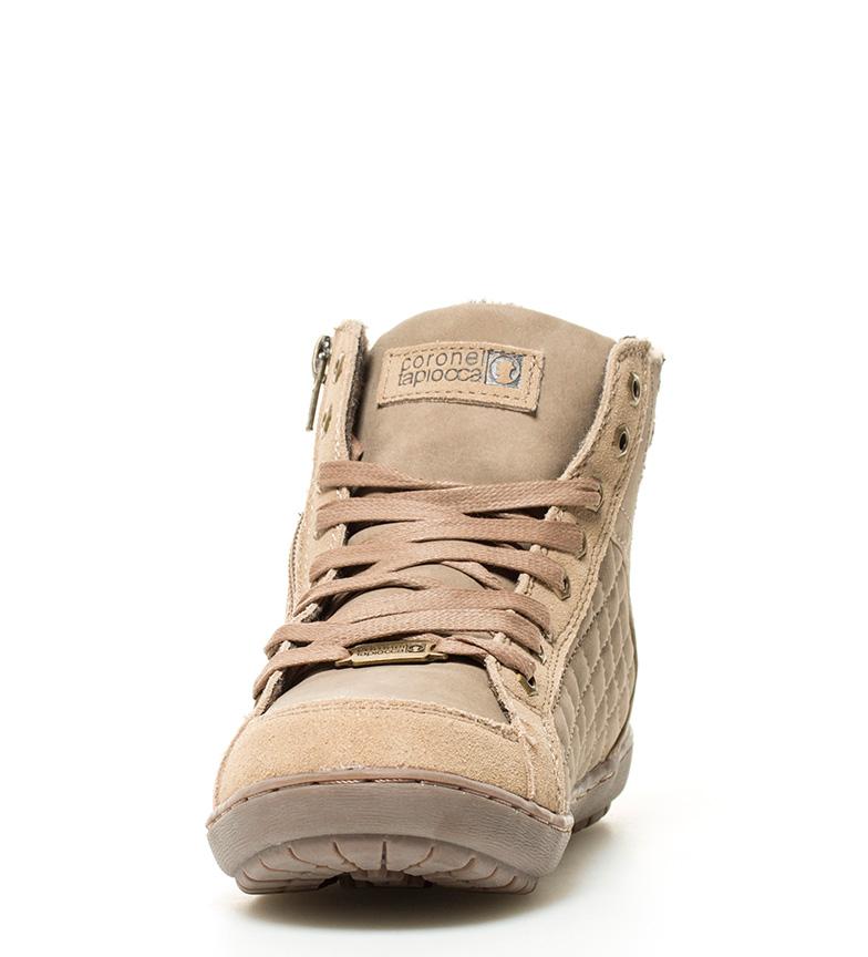 Zapatillas abotinadas Coronel Coronel Tapiocca Tapiocca beige UnWtn