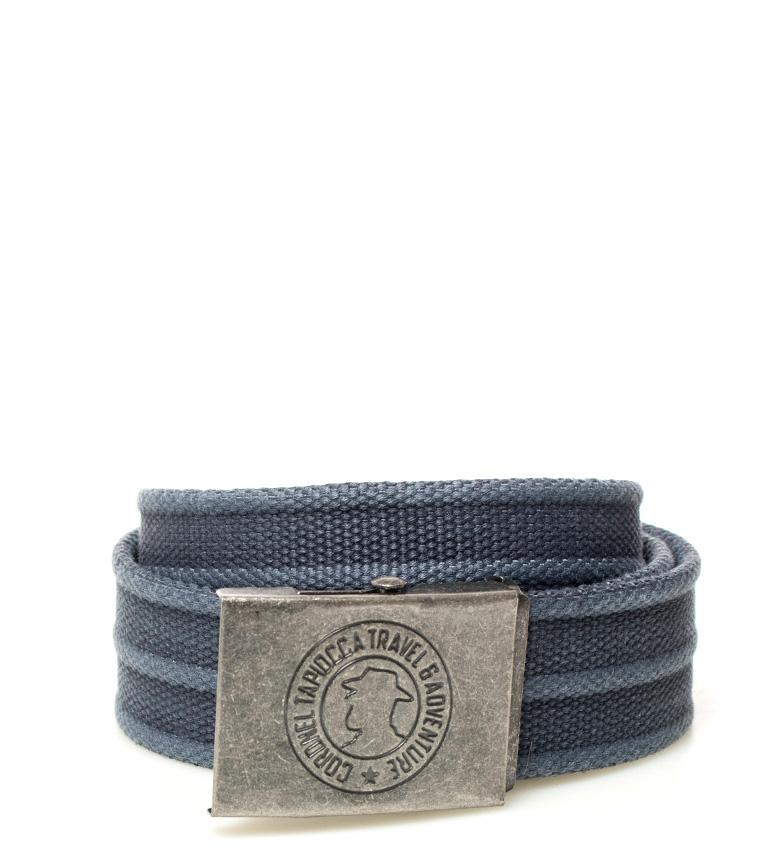 Comprar Coronel Tapiocca Cinturón CT8501 azul