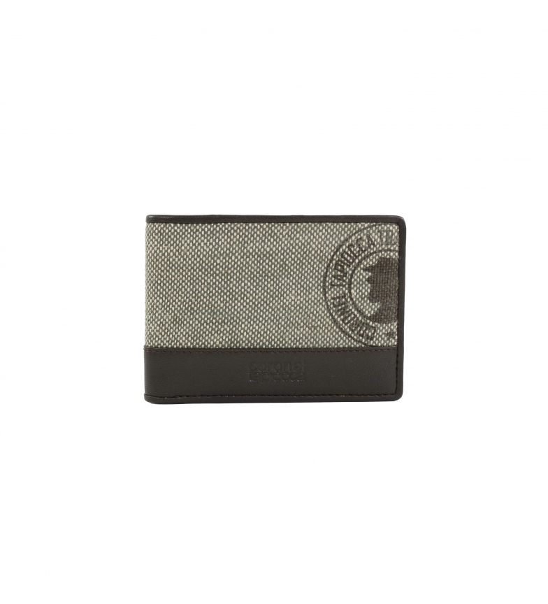 Comprar Coronel Tapiocca Free Explorer Men's Wallet multicolor -11,2x8,4x1,8 cm