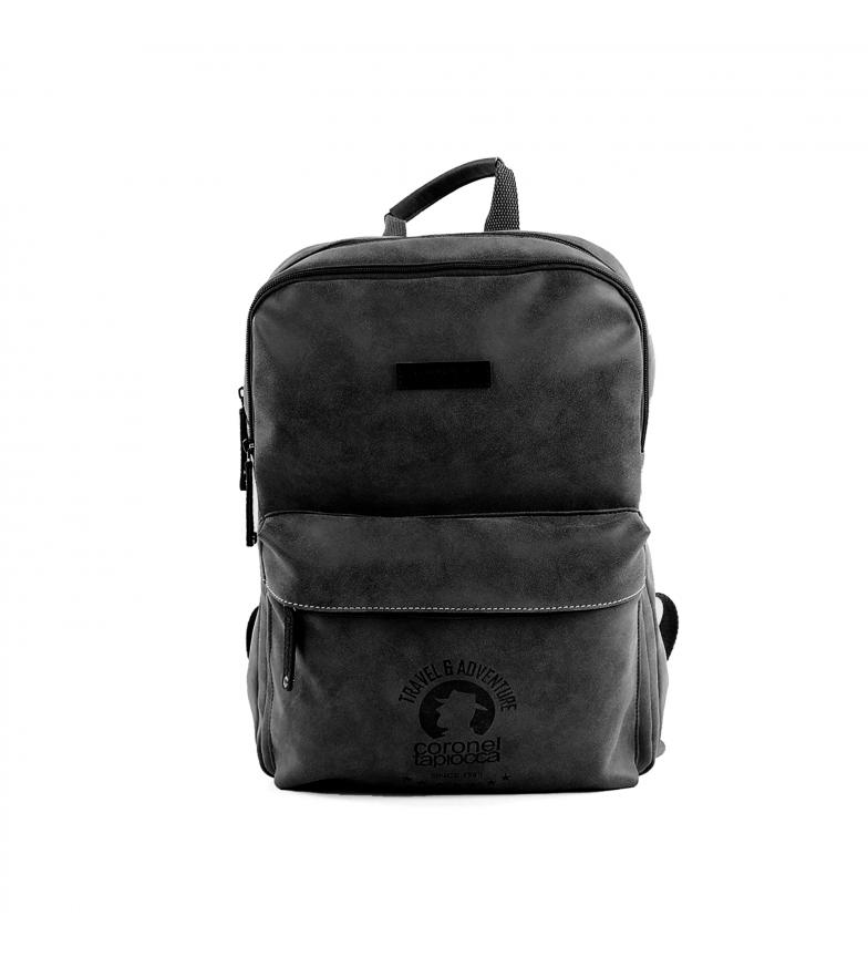 Comprar Coronel Tapiocca Black Hunter backpack