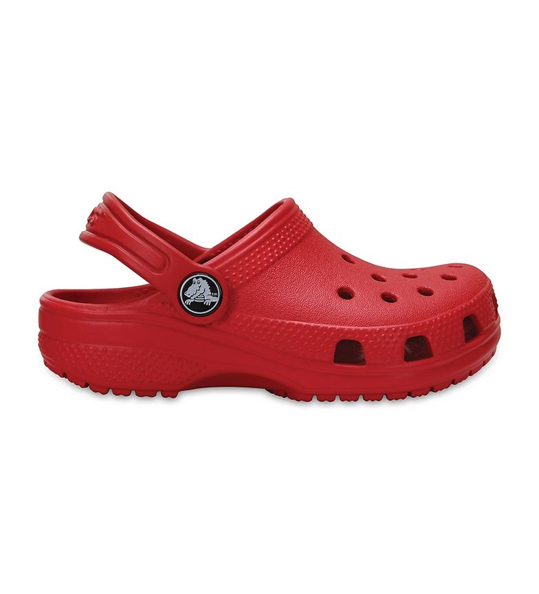 Crocs Clog Classic Clog K red