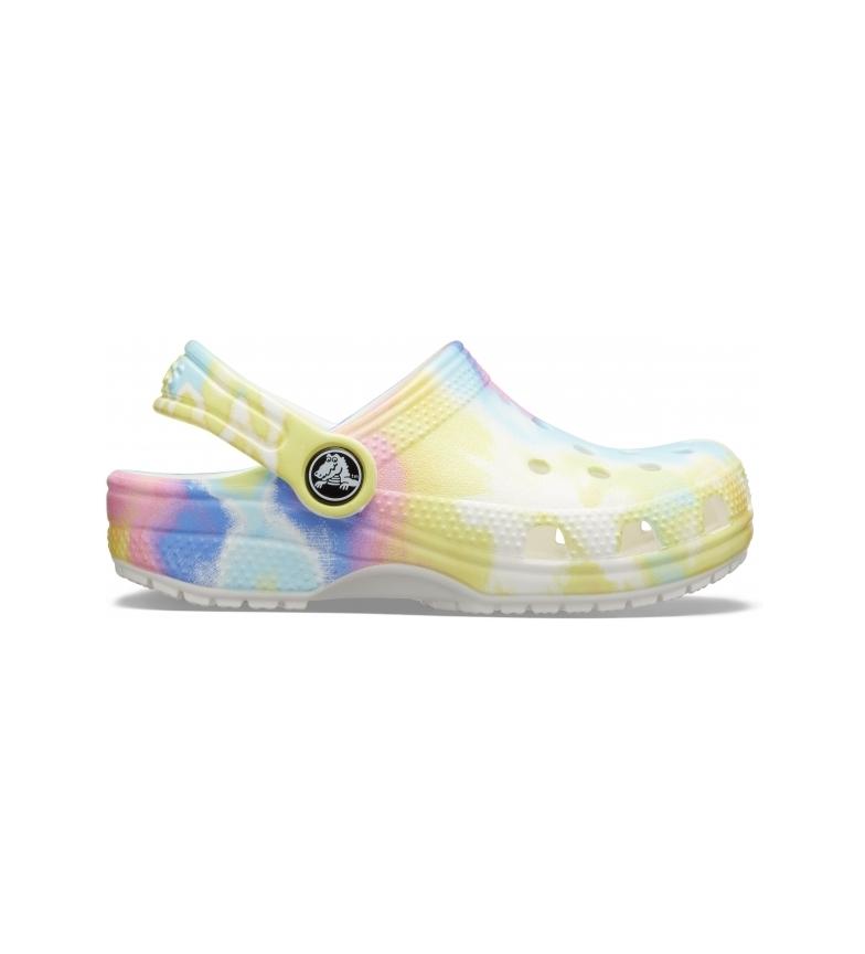 Comprar Crocs Classic Tie Dye Graphic Clog K multicoloured clogs
