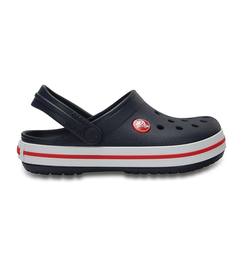 Comprar Crocs Clog Crocband Clog K navy clogs