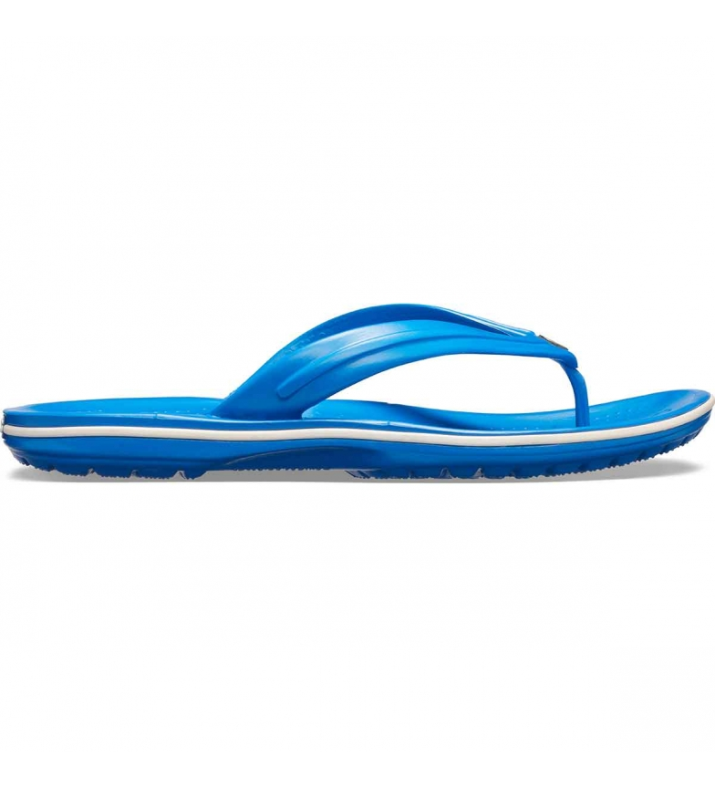 Comprar Crocs Sandalias Crocband Flip azul