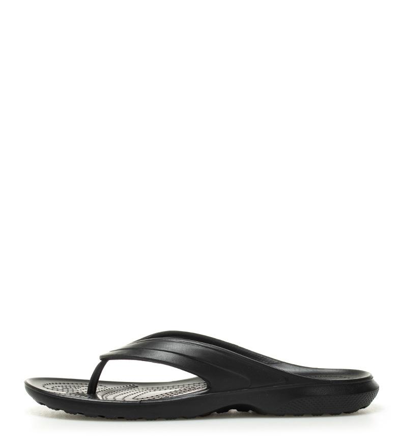 Crocs Crocs Flip Flop Classic Flop Classic negro Flip negro wwIxF