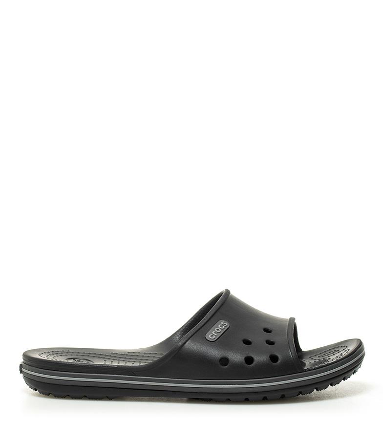 Crocs Sandalia Crocs Sandalia Crocs Crocband negro Sandalia Crocs gris Crocband negro Crocband negro gris gris zzrqTd