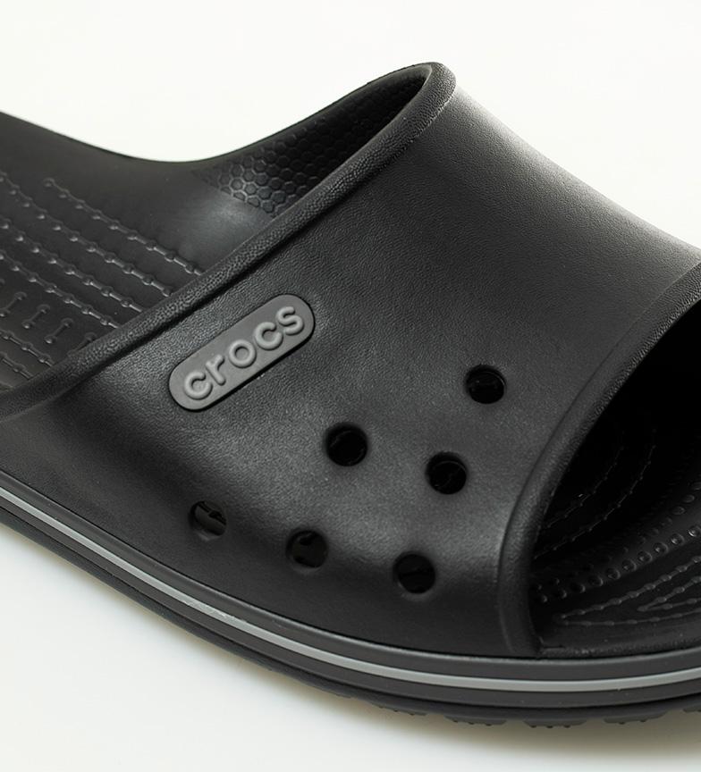 Crocs Sandalia Crocband Neger, Gris