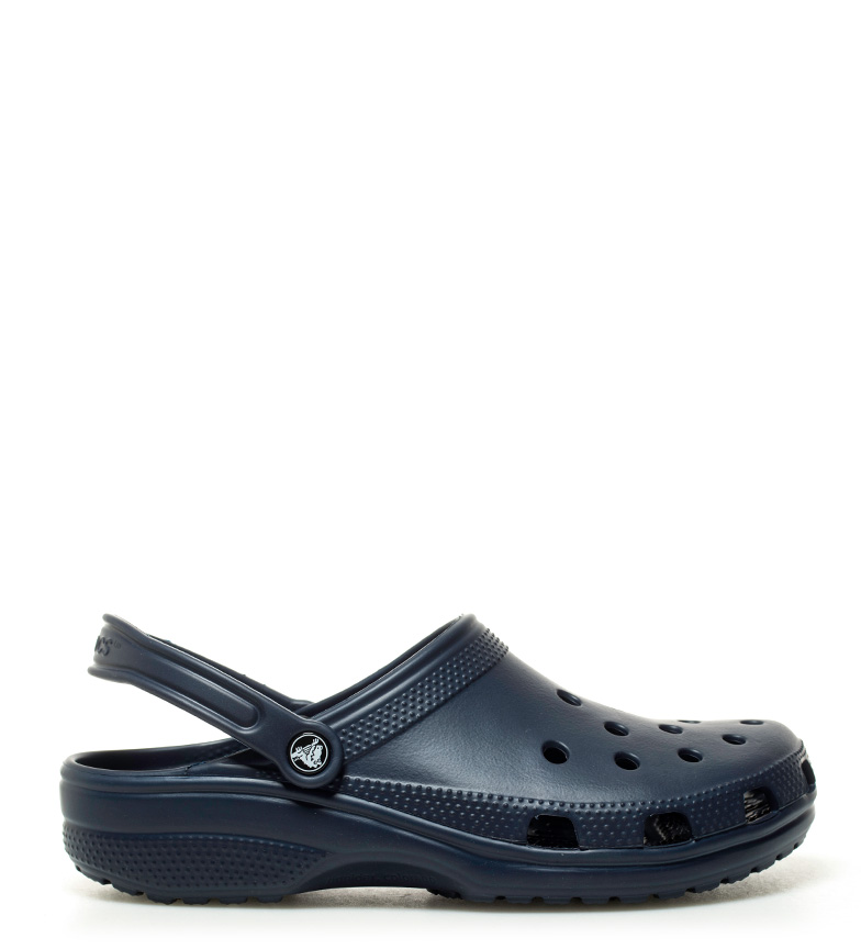 Crocs Zueco Classic marino