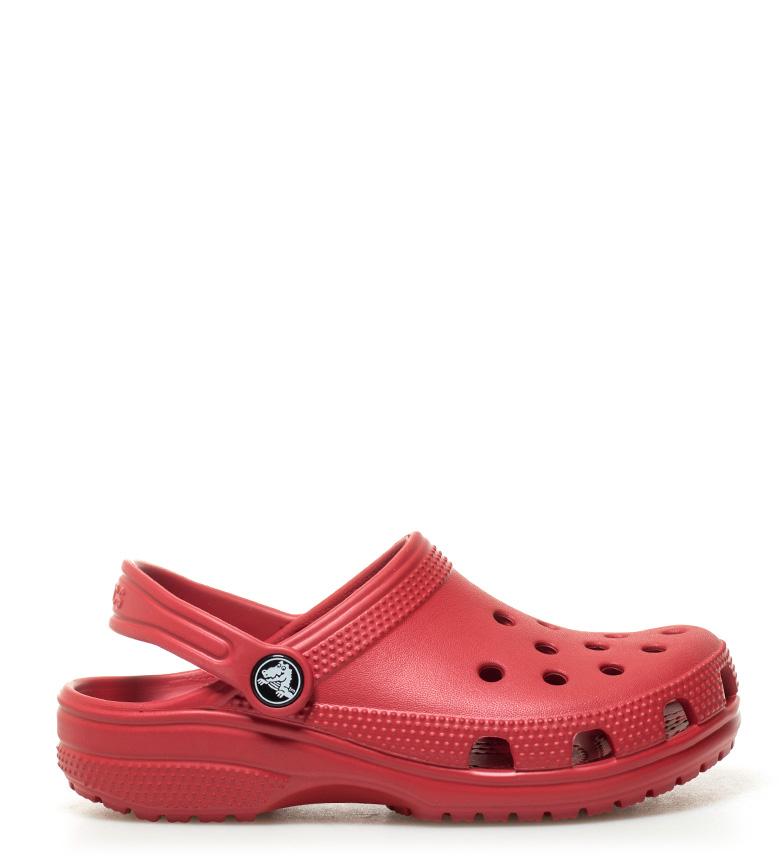 Comprar Crocs Clog vermelho clássico