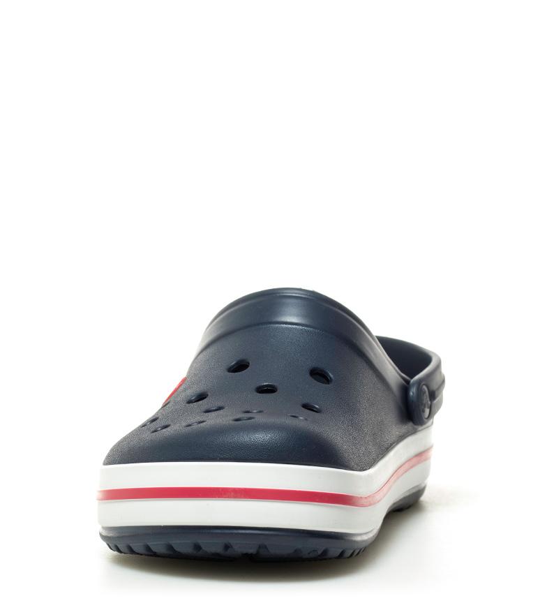 Crocs Zueco Crocband marino