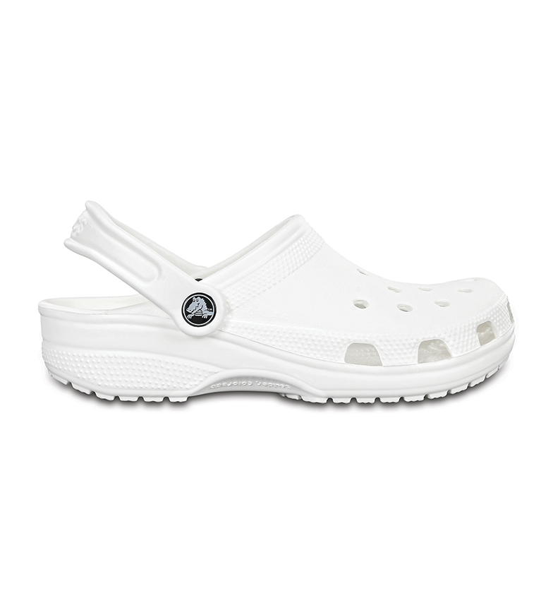 Comprar Crocs Zuecos Unisex Classic Clog U blanco