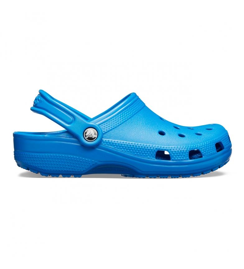 Comprar Crocs Zuecos Unisex Classic Clog U azul