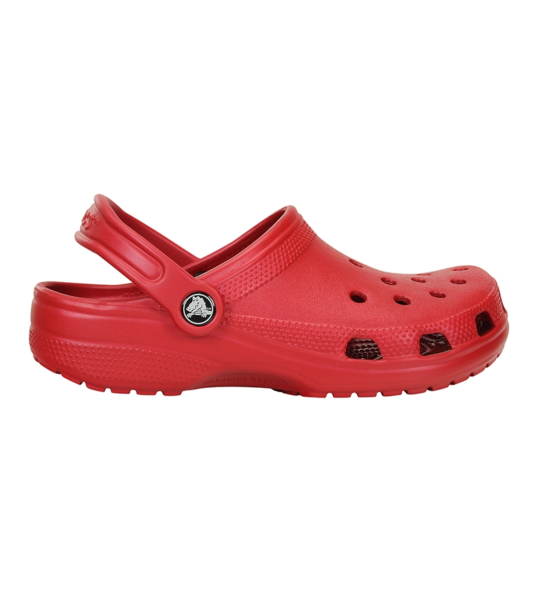Comprar Crocs Zoccoli unisex Classic Clog U rossi