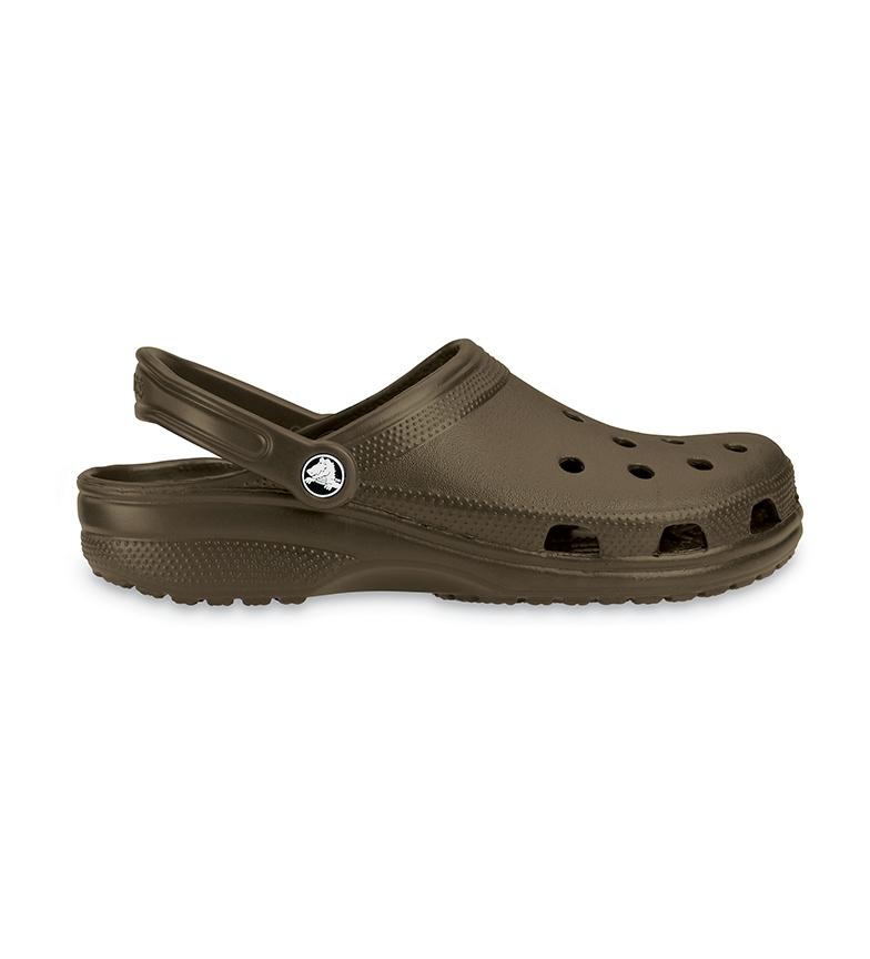 Comprar Crocs Clogs Unisex Classic Clog U brown