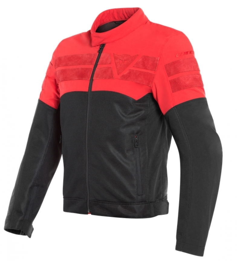 Comprar Dainese Giacca Air-Track Tex nera, rossa