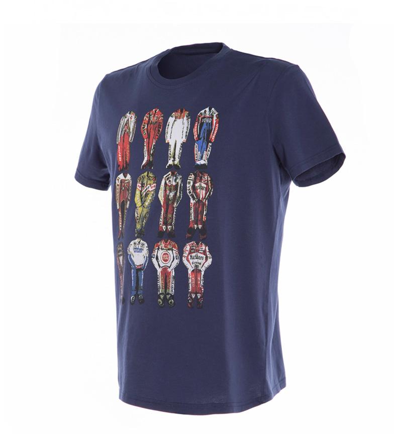 Dainese Camiseta 12 Champions navy