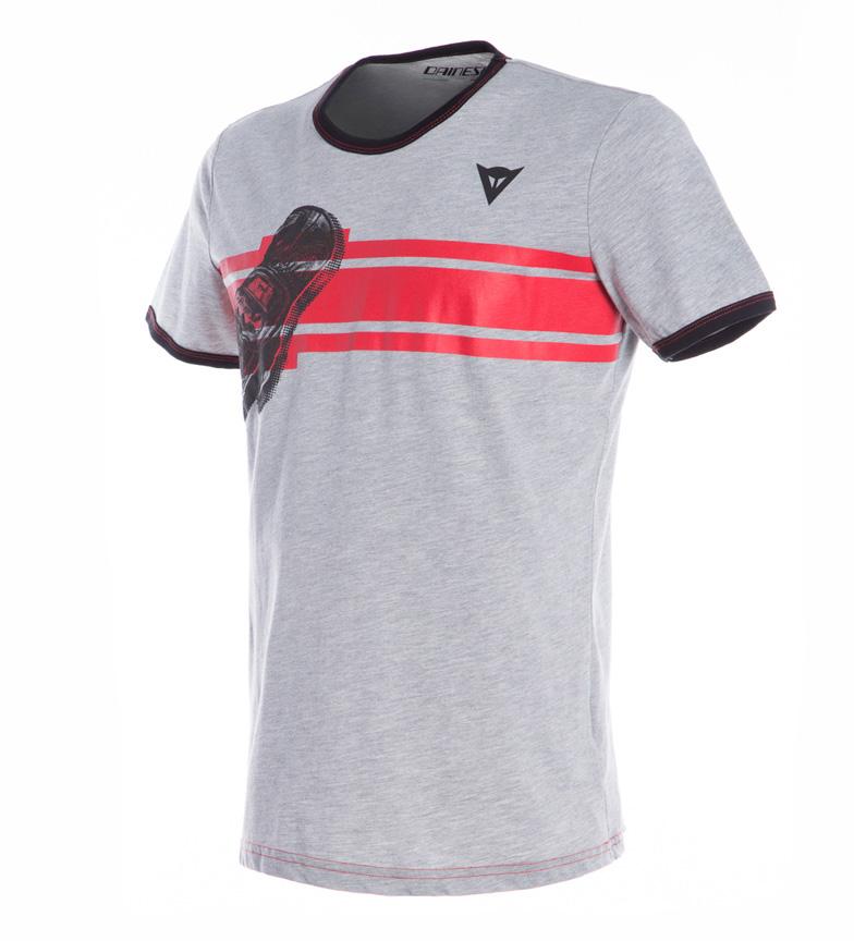 Dainese Dainese Camiseta Camiseta Glove Gris Glove Melange sxthrCdQ