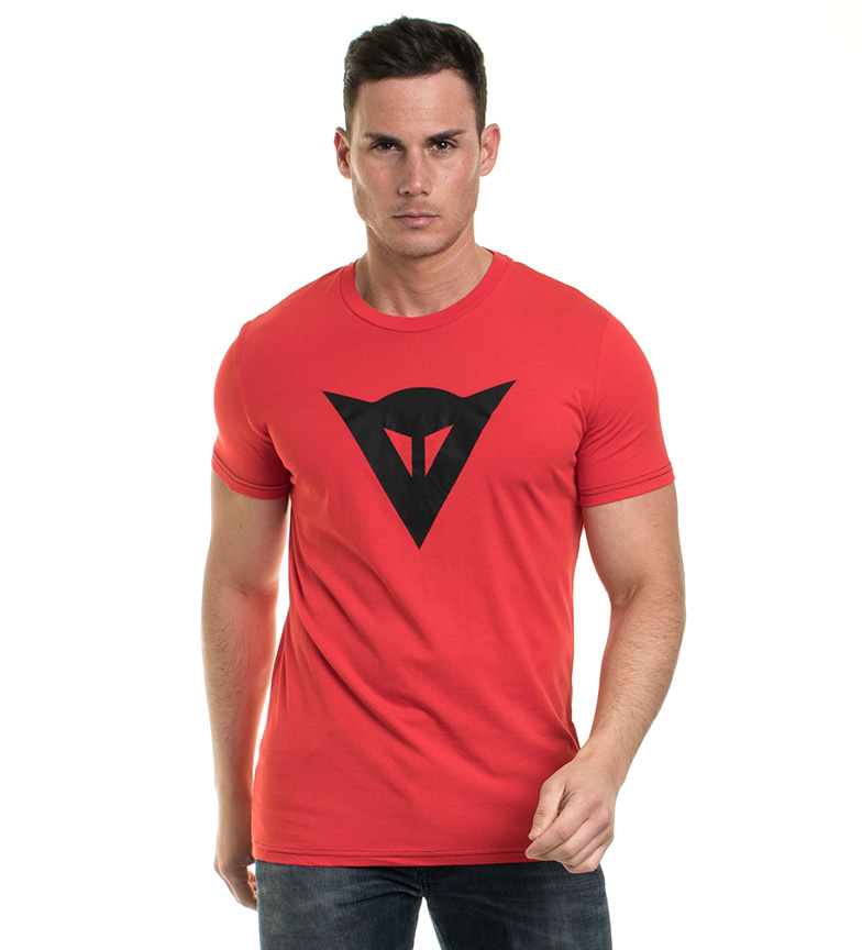 Comprar Dainese T-shirt demone Red Speed