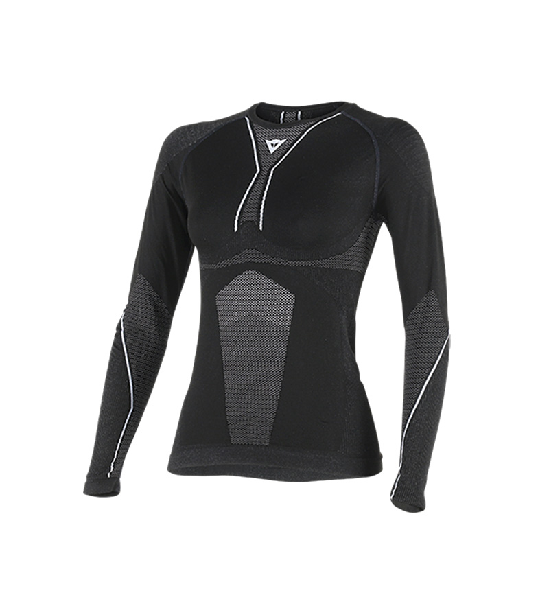 Comprar Dainese Technical Tee D-Core Dry Tee LS Lady white, black