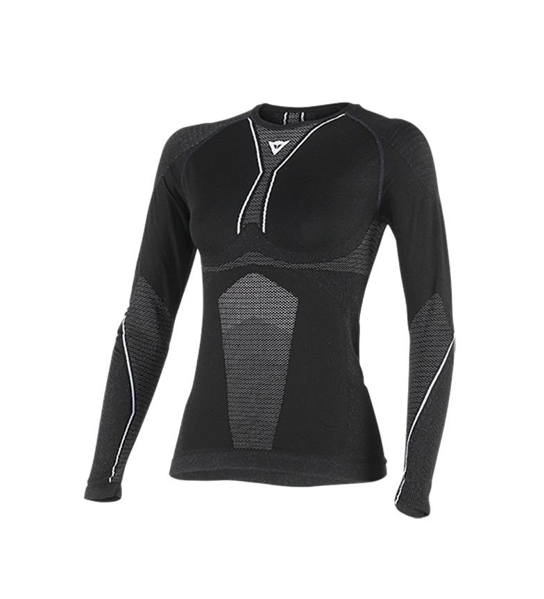 Comprar Dainese Camiseta técnica D-Core Dry Tee LS Lady blanco, negro