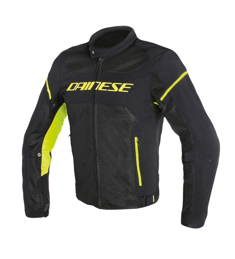 Comprar Dainese Air Frame S1 Tex jacket black, fluor