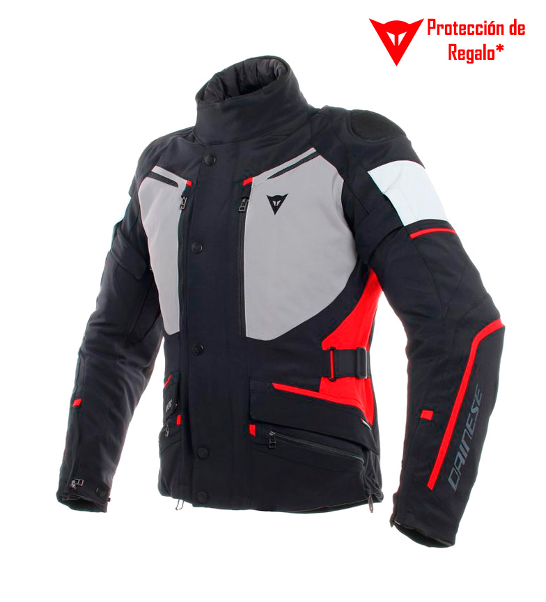 Comprar Dainese Jacket Carve Master 2 Gore-Tex black, gray, red