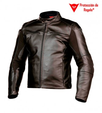 Comprar Dainese Razon Pelle black leather jacket