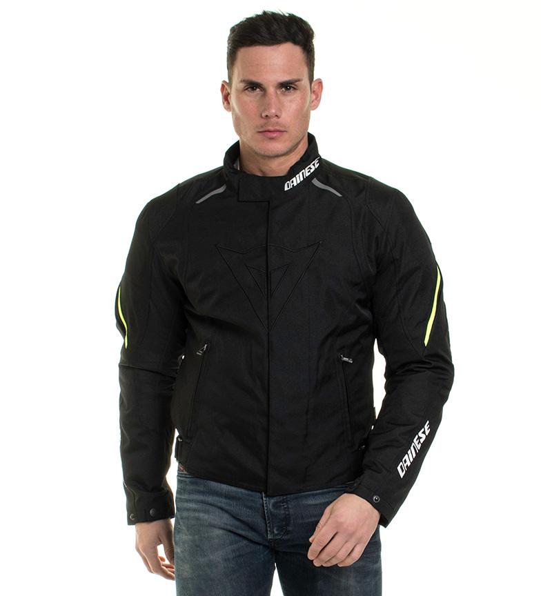 Comprar Dainese D1 D-Dry jaqueta de laguna seca , preta, amarela