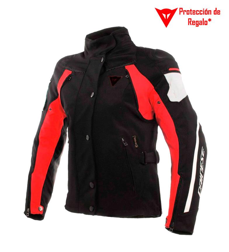 Comprar Dainese Chaqueta Rain Master D-Dry negro, rojo